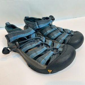 Keen Kids Boys Waterproof Sandals Size 13 Blue